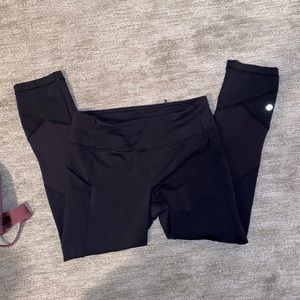Lulu Lemon 3/4 leggings